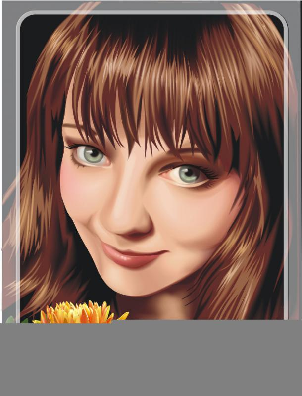 Портрет девушки из Магнитогорска