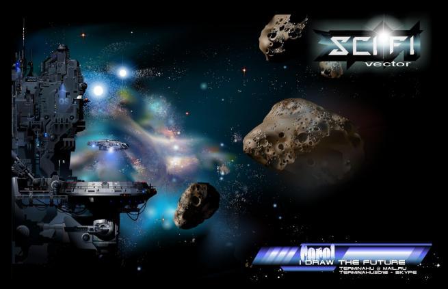 Чужие астероиды