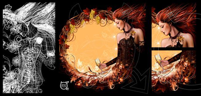 Lady-Autumn. No Durso tribute