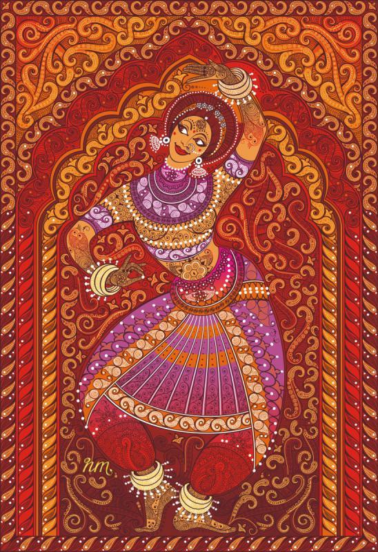 """""""Магия индийского танца"""""""
