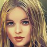 Рисуем портрет в программе CorelDRAW часть 4